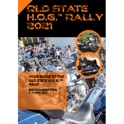QLD State Rally 2- 5 April