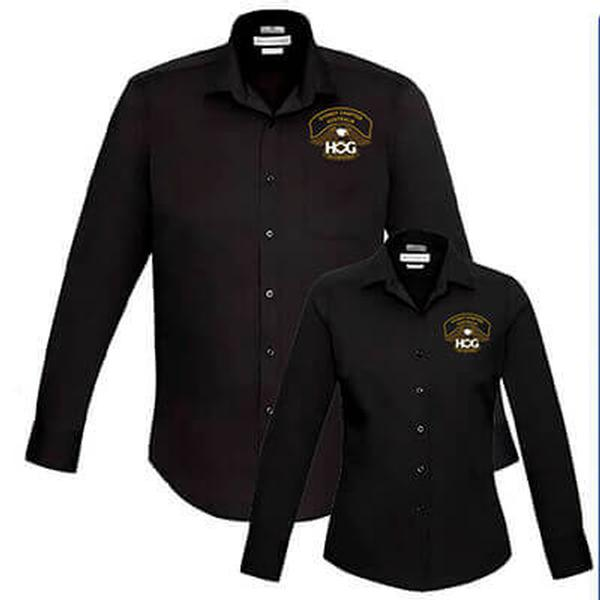 Mens Chapter Dress Shirt