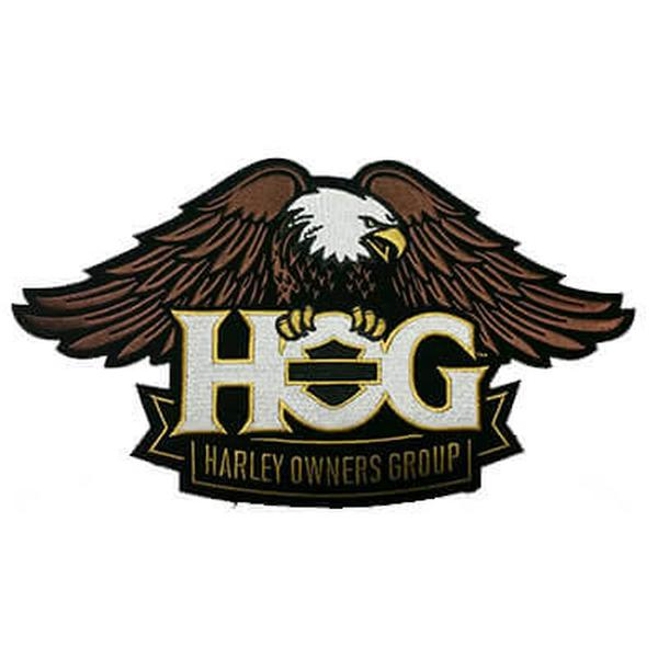 H.O.G. Patch